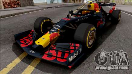 Red Bull RB15 F1 2019 para GTA San Andreas