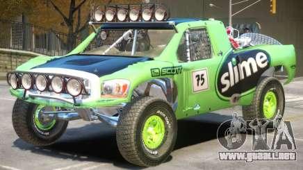 Dodge Ram Rally Edition PJ5 para GTA 4
