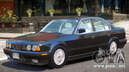 BMW 535i E34 V1 para GTA 4
