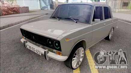 VAZ 2103 Mekhtiyev423 Estilo para GTA San Andreas