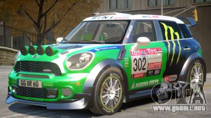 Mini Countryman Rally Edition V1 PJ5 para GTA 4