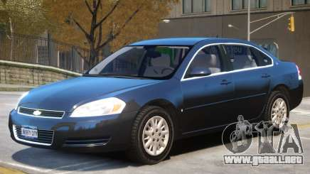 Chevrolet Impala V1 para GTA 4