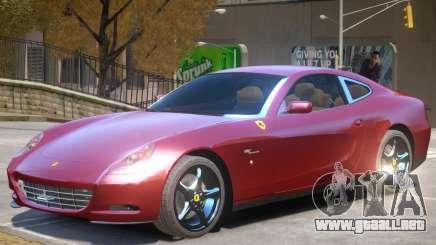 Ferrari Scaglietti V1 para GTA 4