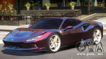 Ferrari F8 Tributo V1 para GTA 4