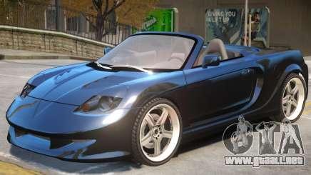 Toyota MR-S V1 para GTA 4