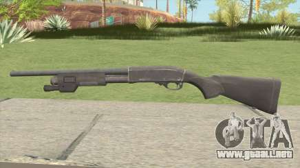 Remington 870 Surefire (R.P.D.) para GTA San Andreas