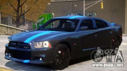 Dodge Charger E12 para GTA 4