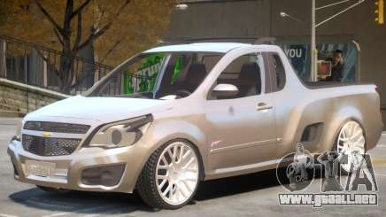 Chevrolet Montana V1 para GTA 4