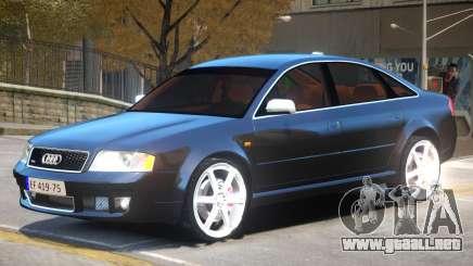 Audi RS6 Y3 para GTA 4