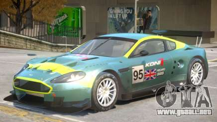 Aston Martin DBR9 V1 PJ para GTA 4