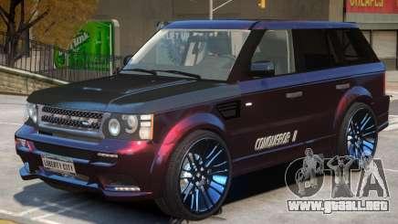 Range Rover Conqueror R2 para GTA 4