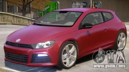 Volkswagen Scirocco Stock V1.1 para GTA 4