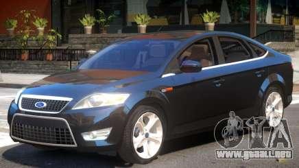 Ford Mondeo V1.1 para GTA 4