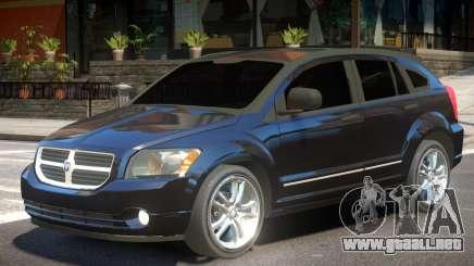 Dodge Caliber V1.2 para GTA 4