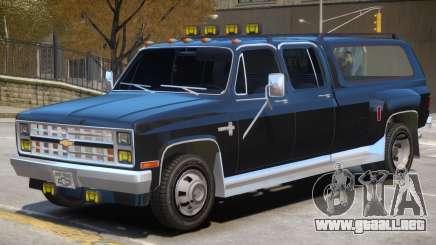 Chevrolet Silverado S1 para GTA 4