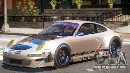 Porsche GT3 Sport V1 PJ4 para GTA 4