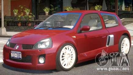 Renault Clio V1.1 para GTA 4