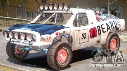 Dodge Ram Rally Edition PJ6 para GTA 4