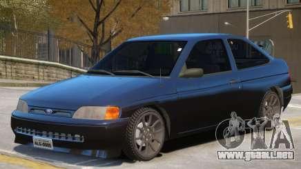 1994 Ford Escort V1 para GTA 4