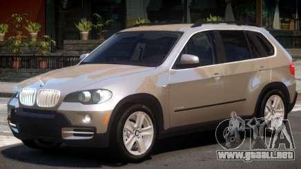 BMW X5 E70 V1 para GTA 4