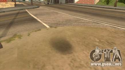 Invisible para GTA San Andreas
