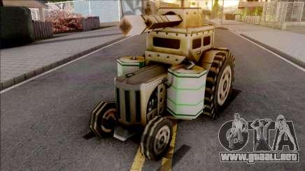 GLA Tractor para GTA San Andreas