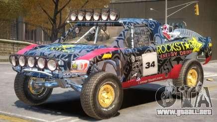 Dodge Ram Rally Edition PJ2 para GTA 4