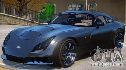 TVR Sagaris V1.2 para GTA 4