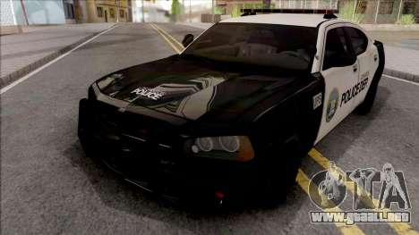Dodge Charger Police Car 2020 para GTA San Andreas