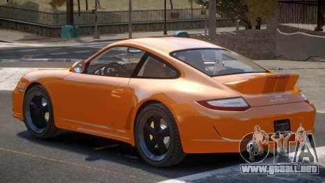 Porsche 911 Classic Y10 para GTA 4