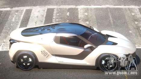 Tamo Racemo ST para GTA 4