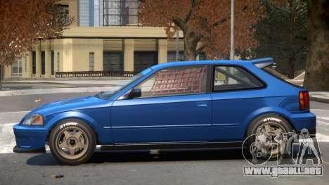 Dinka Blista Compact V1 para GTA 4