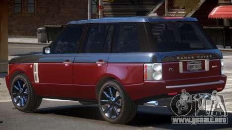 Range Rover Supercharged Y8 para GTA 4
