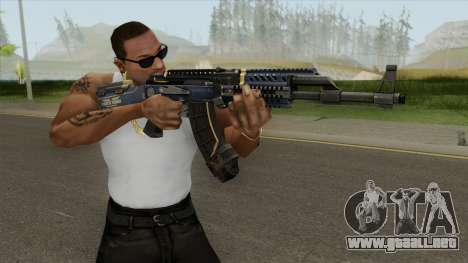 AK-47 (Sudden Attack 2) para GTA San Andreas