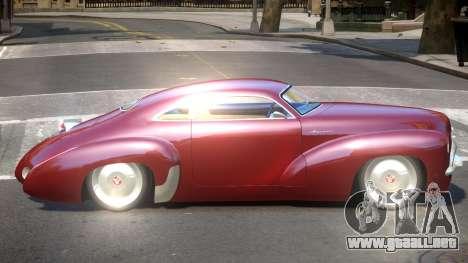 Holden Efijy V1 para GTA 4