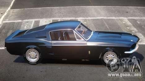 Shelby GT 500 V1.1 para GTA 4