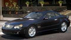 Mercedes Benz SL65 Y07 para GTA 4