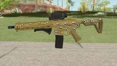 Carbine Rifle GTA V (Calaberas) para GTA San Andreas