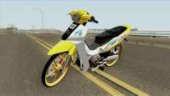 Yamaha FIZ R LE para GTA San Andreas