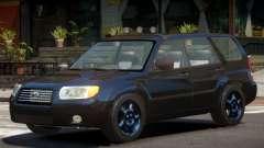 Subaru Forester V1.1 para GTA 4