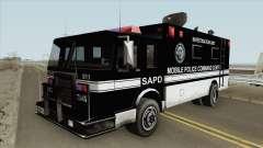 SAPD Mobile Police Base