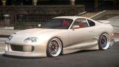 Toyota Supra GT Drift