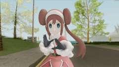 Rosa Christmas (Pokemon Masters) para GTA San Andreas