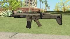 SCAR-L AR V2 para GTA San Andreas
