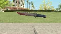 Hawk And Little Knife V2 GTA V para GTA San Andreas