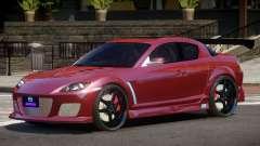 Mazda RX8 TDI para GTA 4
