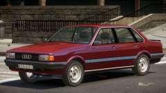1985 Audi 80 para GTA 4