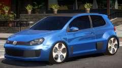 Volkswagen Golf Custom