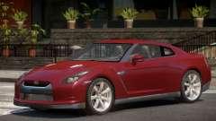 Nissan Skyline R35 Stock para GTA 4