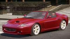 Ferrari 575M V1.1 para GTA 4